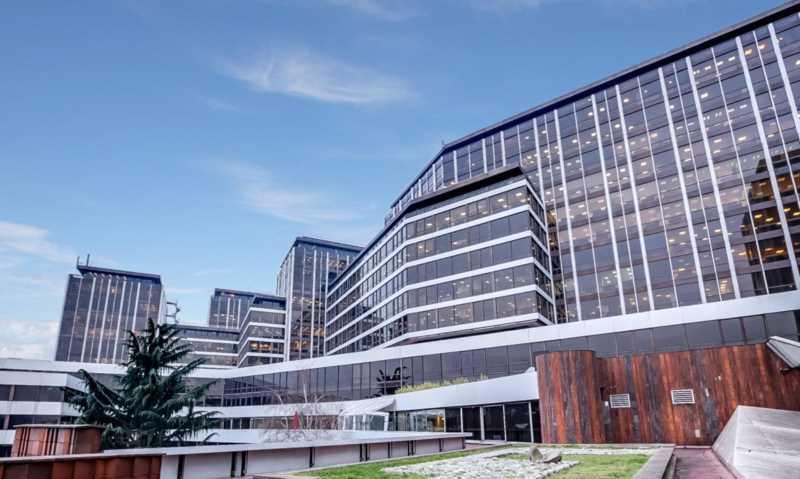Entrepôt m² à vendre bureaux de la colline saint cloud